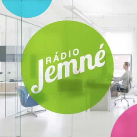 Radio Jemné - new identity